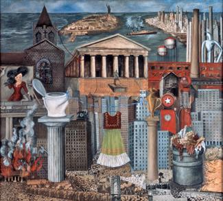 Latin 'Labyrinth' : Artists Survey Complex Landscape, Legacy