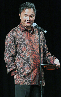 Indonesia's Ambassador Embodies Ambitions of His Emerging Nation