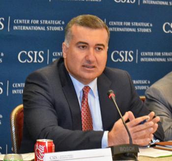 Azerbaijani Envoy Touts Successes, Decries Apathy for Frozen Conflicts