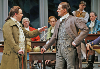 Ford's Brings History Alive by Humanizing Founding Fathers