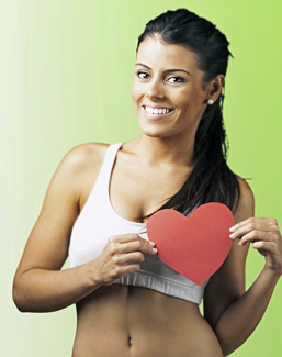 For Mother's Day, Doctors Advise Women to Take Exercise to Heart