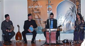 Fusion of Iraq's 'Two Rivers' Ensemble