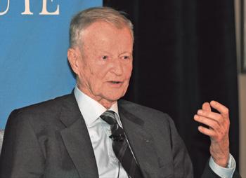 Brzezinski: Obama Must 'Regain' Lost Ground in Foreign Policy