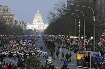 Washington Gears Up For 2013 Inauguration