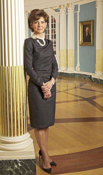 Capricia Penavic Marshall: America's Protocol Boss