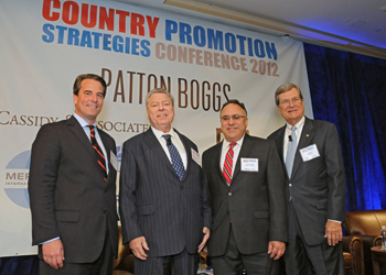 Country Promotion Strategies Conference Attracts Industry Insiders