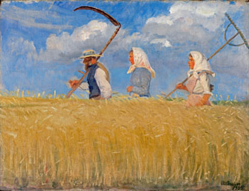 Led by Anna Ancher, Skagen Community Found Place in Art World