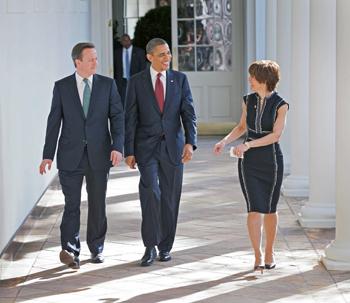 Protocol Chief Marshall Bids Farewell to Diplomatic Corps