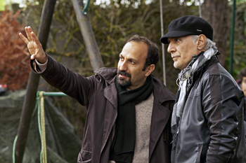 Iranian Filmmaker Works in France Without Skipping a Beat
