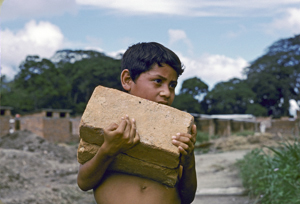 a3.central.america.children.brick.story