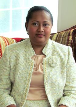 First-Time Ambassador, Wife Adjust to Life Outside Papua New Guinea