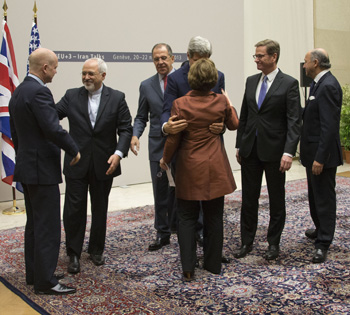 Array of Spoilers Could Derail Iran Nuclear Talks