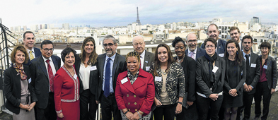 French, U.S. School Officials Team Up for Healthy Eating