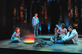 In 'Cherokee,' Escape from Suburbia Leads to Existentialist Trek