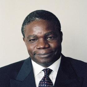 Ambassador Basile Ikouebe