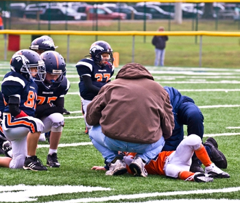 Why I'm Saying No To Football for My Son