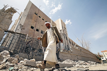Compassion Fatigue Sets In As Yemen Spirals Out of Control