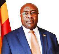Ambassador Richard Nduhuura