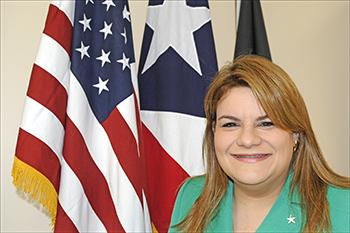 Puerto Rico Q&A: Jenniffer González