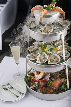 dining.ocean.prime.shellfish.tower.story