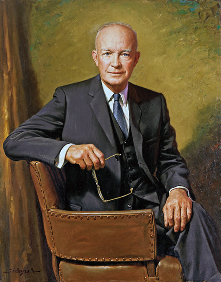 Eisenhower's Presidency Offers Lessons for Trump