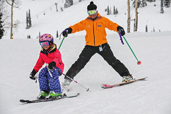 Spring Skiing Sets Records in 2017
