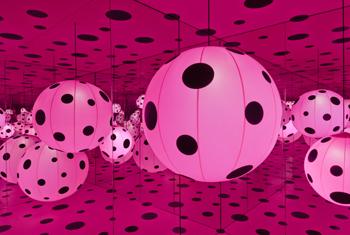 b1.kusama.infinity.mirrored.pink.story