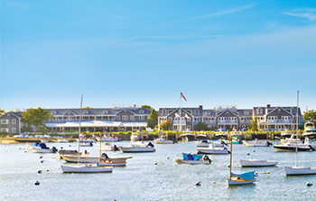 Nantucket Evolves from Hardscrabble Outpost to Posh Getaway