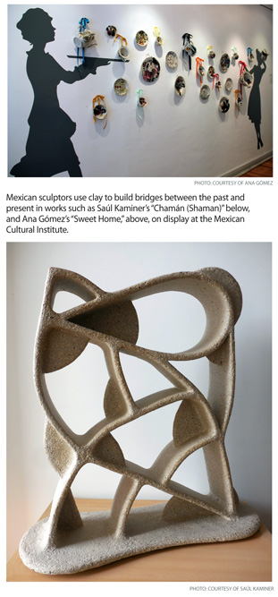 Mexican Artists Use Clay to Build Bridges with Past and Present