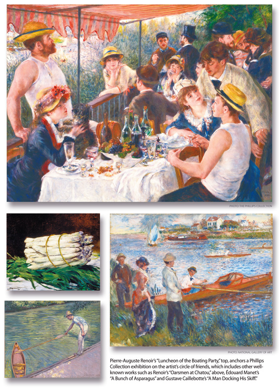 Phillips Steps into Renoir's World with ''Luncheon of the Boating Party'