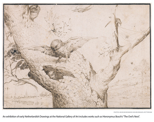 Early Netherlandish Drawings Demand Closer Inspection