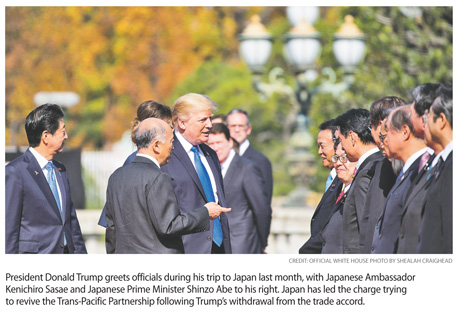Trump Said No to Trans-Pacific Partnership, But Deal Is Not Dead