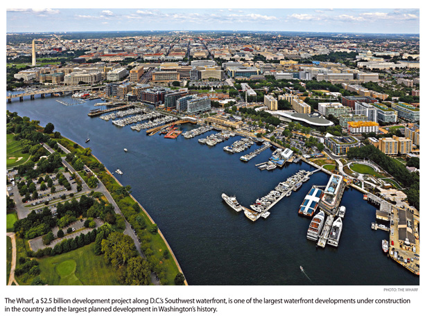 $2.5 Billion Development Project Set to Transform Southwest Waterfront