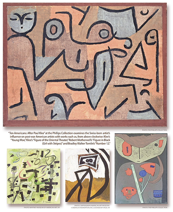 Phillips Reflects on Swiss-Born Paul Klee's Influence on 10 American Artists
