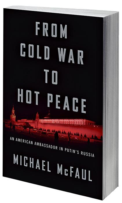 Former Ambassador McFaul Talks U.S.-Russia Relations and 'Hot Peace'