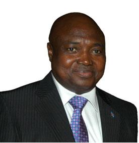 Ambassador Francois Balumuene