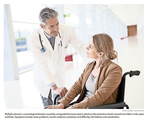 Drug Ibudilast Slows Brain Shrinkage in Progressive Multiple Sclerosis