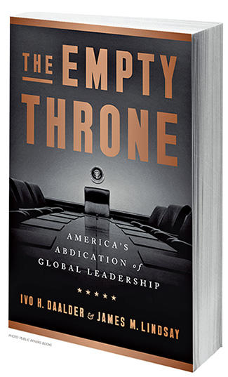 'The Empty Throne' Laments the American Void Left in Trump's Wake