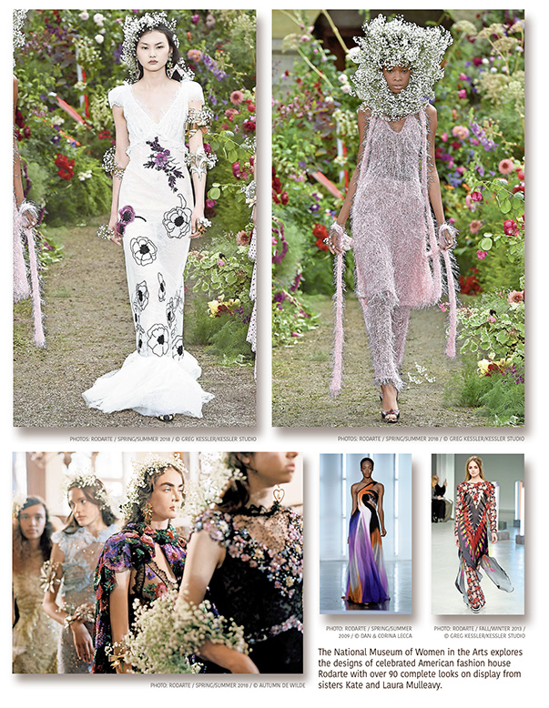 NMWA Brings Rodarte Dresses and Designs from Catwalk to Nation's Capital