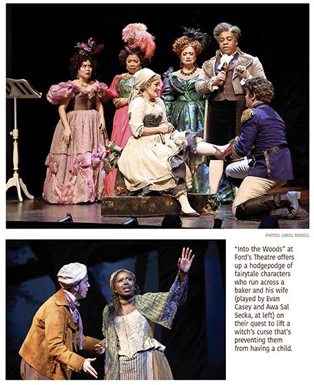 'Into the Woods' Mish-Mashes Fairytales to Create Not-So-Happy Endings