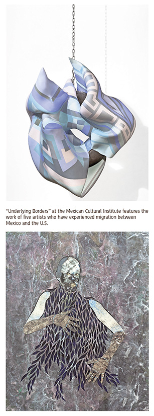 'Underlying Borders' Breaks Down the Walls We Build in and Around Us