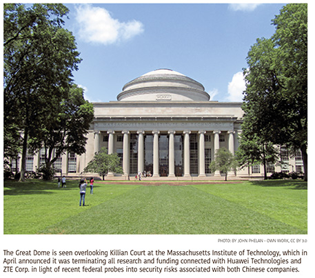 U.S. Universities Become Ground Zero for Cyber Influence from China and Others