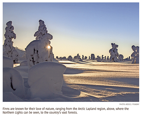 a4.finland.nature.lapland.story