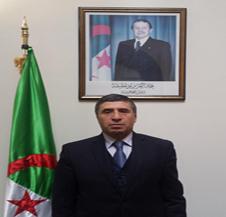 Ambassador Madjid Bouguerra