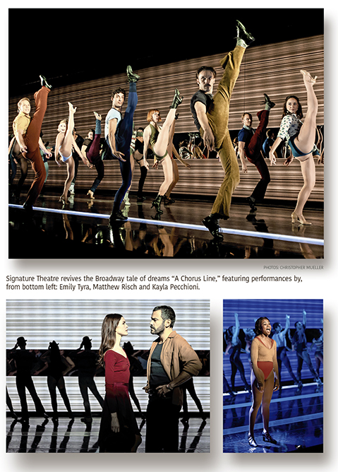 Signature's Heart-Pounding 'Chorus Line' Stands Up to the Test of Time