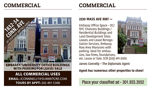 Real Estate Classifieds – December 2019
