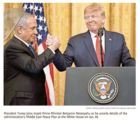 Op-Ed: Palestinians Should Present Counteroffer to Trump's 'Deal of the Century'
