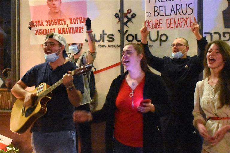 D.C. diplomats praise protesters in Belarus, Europe's last dictatorship