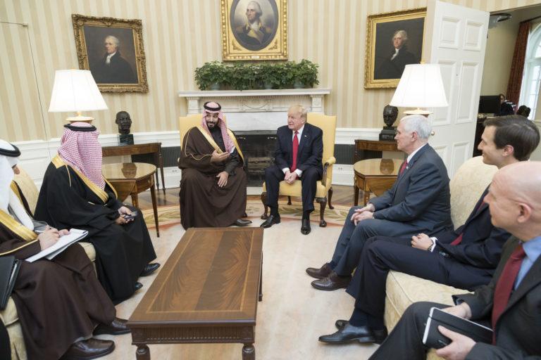 Dawn of a New Era in U.S.-Saudi Relations
