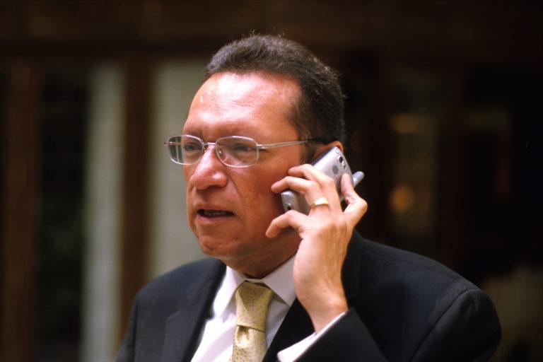 René León, El Salvador's longtime envoy in Washington, dies at 60